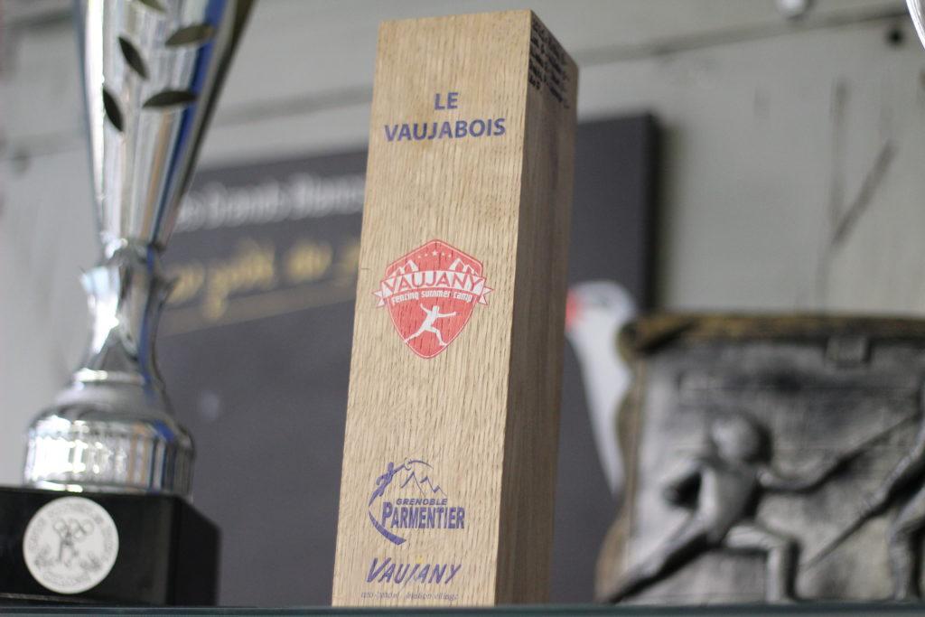 Vaujabois trophée Vaujany escrime stage Newscom